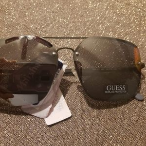 Guess Sunglasses, 100% UV Protection.